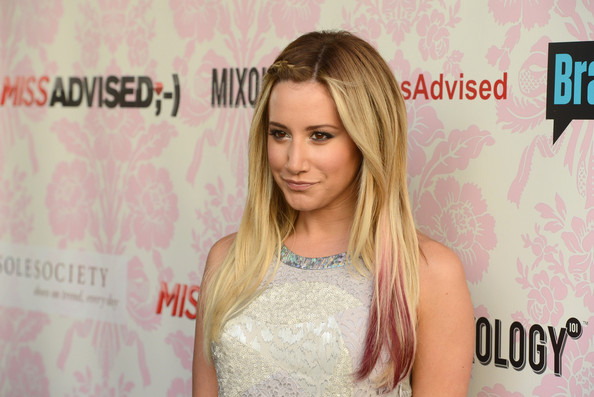 Ashley Tisdale's Complete Hair Transformation
