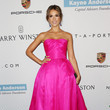 Jessica Alba in Reem Acra at the Baby2Baby Gala