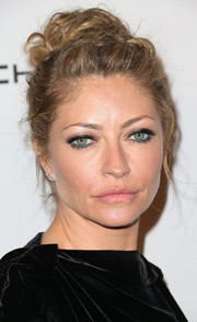 Rebecca Gayheart opted for a sophisticated high bun when she attended the Baby2Baby Gala.