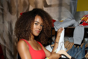 Serayah McNeill Chain Strap Bag