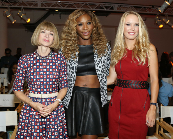 Serena Williams Signature Statementby HSN- Front Row