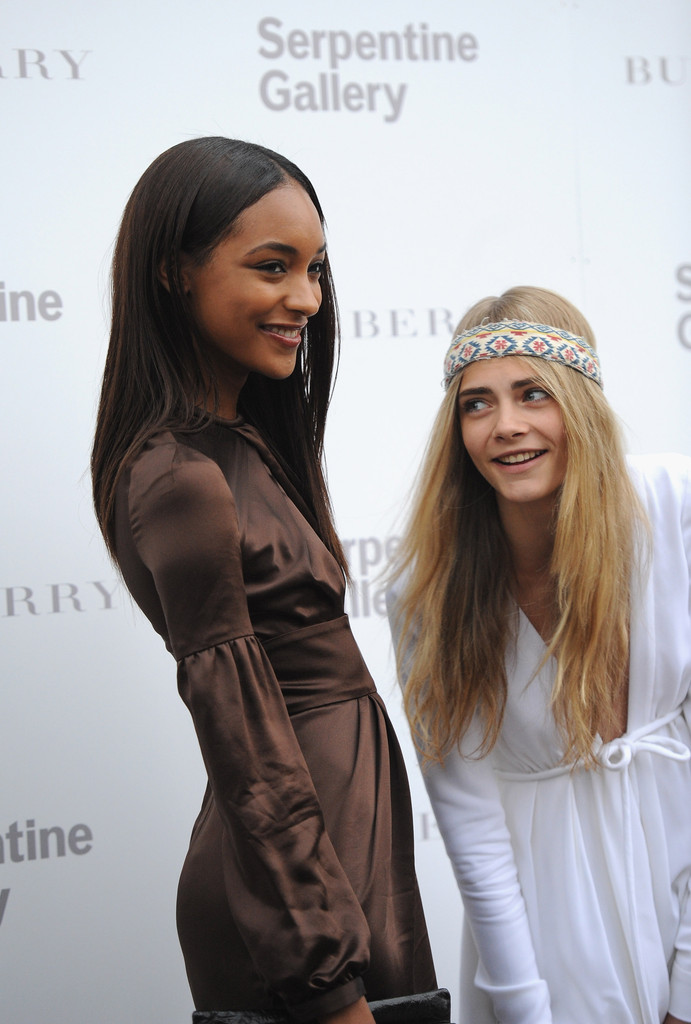 Cara Delevingne and Jourdan Dunns Double Ds  The 50