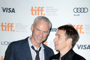 Sam Rockwell and Martin McDonagh Photo