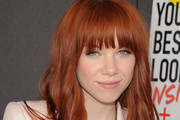 Carly Rae Jepsen attends Seventeen Magazine Luncheon Honoring