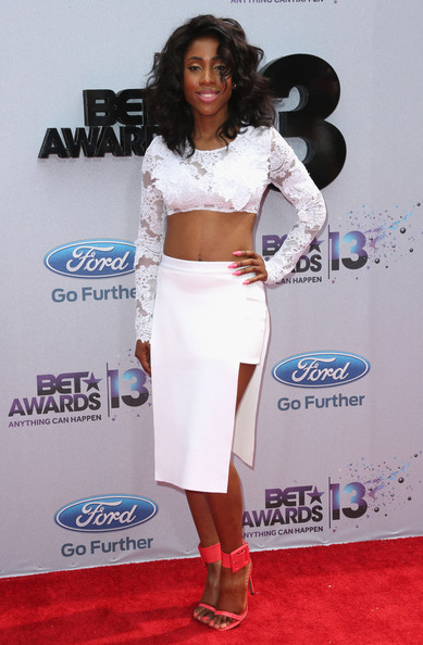 Sevyn Streeter Crop Top