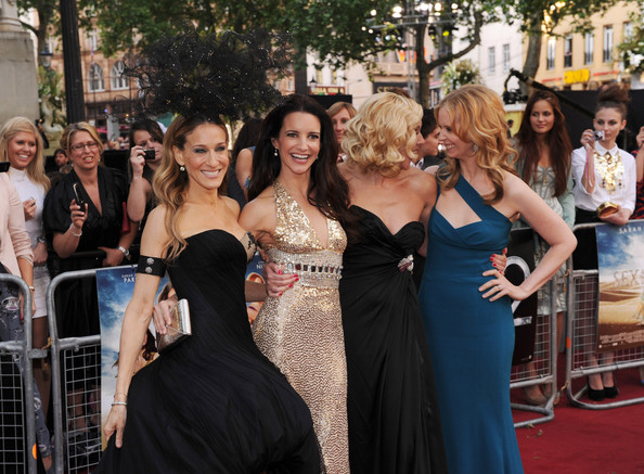 Sarah+Jessica+Parker in Sex And The City 2 - UK Premiere - Red Carpet Arrivals