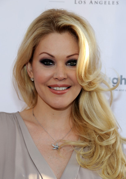 Shanna Moakler Layered Cut