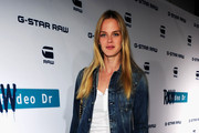 Shannan Click Denim Jacket