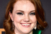 Shannon Purser Curled Out Bob