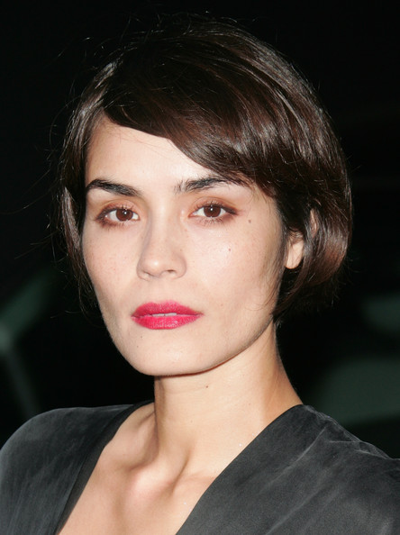 Shannyn Sossamon Bob [hair,face,lip,eyebrow,hairstyle,chin,beauty,cheek,forehead,nose,arrivals,shannyn sossamon,california,los angeles,regal cinemas,la live,sony pictures,premiere,premiere]