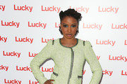 Shanola Hampton Short Suit