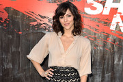Katharine McPhee arrives at