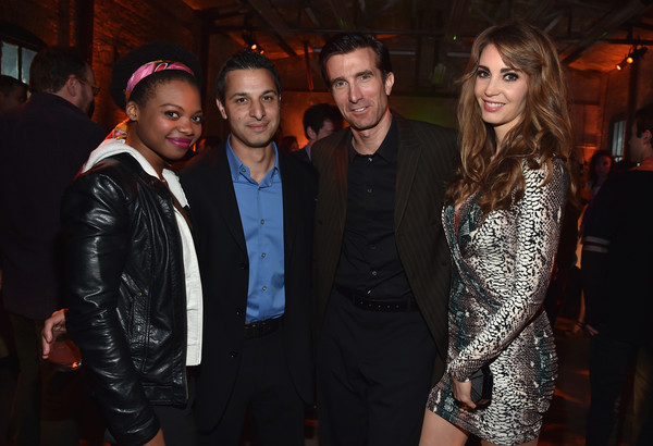 """PlayStation & Sony Pictures Television Series Premiere Of """"POWERS"""" - After Party"""