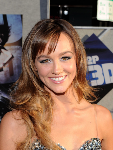 Sharni Vinson Long Curls