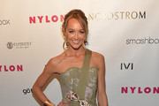 Sharni Vinson One Shoulder Dress