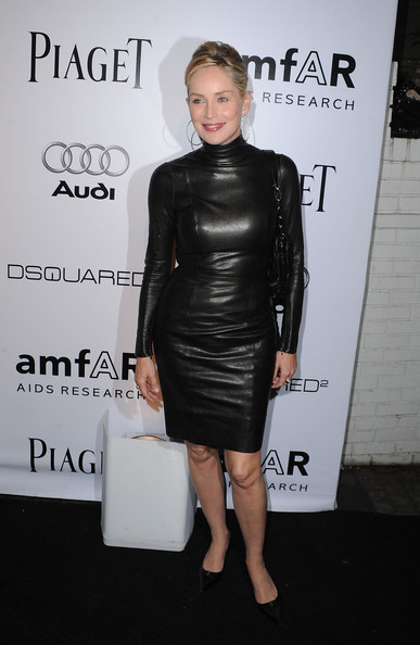 Sharon Stone Cocktail Dress