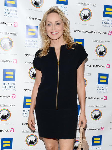 The Human Rights Campaign, The Global Equity Fund and The Elton John AIDS Foundation Honor Secretary of State Hillary Clinton and Sir Elton John - Arrivals
