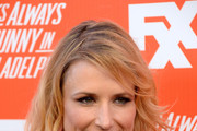 Shawnee Smith Medium Wavy Cut