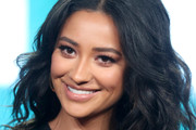 Shay Mitchell Long Curls