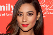 Shay Mitchell Long Wavy Cut