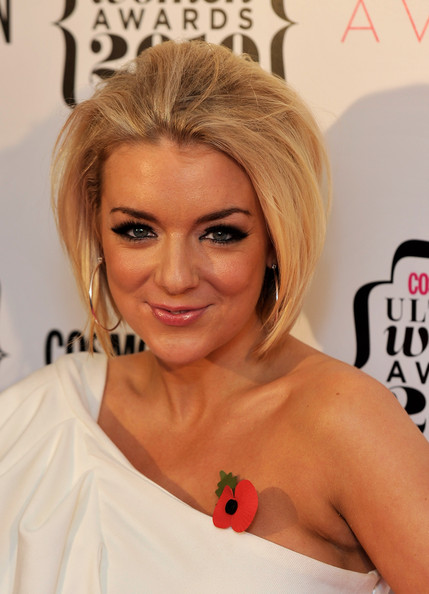 Sheridan Smith False Eyelashes