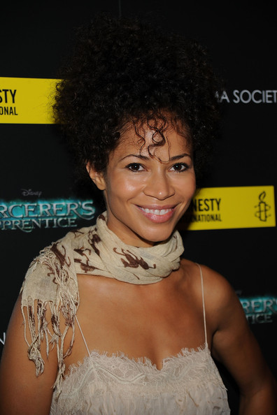 Sherri Saum Pinned Up Ringlets