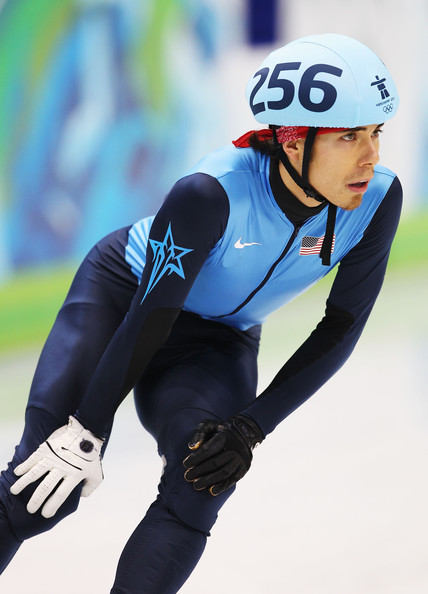 Apolo wears #256 at the 2010 Winter Olympics.