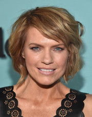 Kathleen Rose Perkins sported short, messy-chic waves during Showtime's celebration of new seasons.