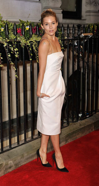 Arrivals at the BFI Gala Dinner