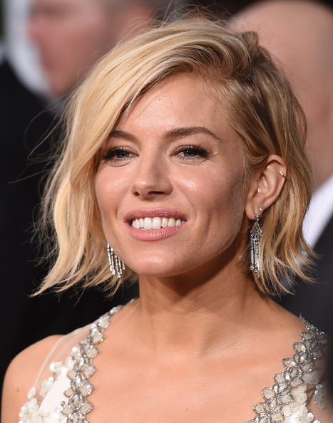 sienna miller hairstyles : More Pics of Sienna Miller Short Wavy Cut (6 of 55) - Short Hairstyles ...