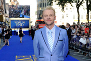 Simon Pegg Men's Suit
