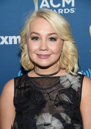 RaeLynn looked darling with her curly bob at SiriusXM's The Highway Channel broadcast.