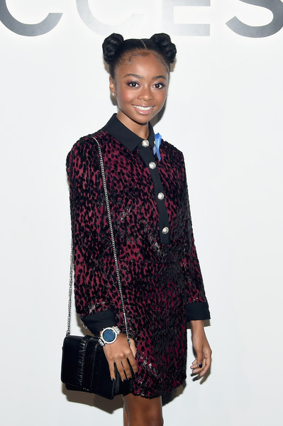 Skai Jackson Digital Watch