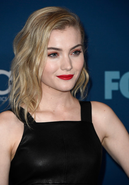 Skyler Samuels Bright Eyeshadow