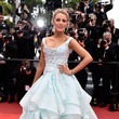 Blake Lively (in Vivienne Westwood Couture) as Cinderella