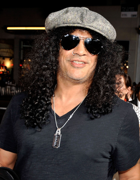 Slash Long Curls