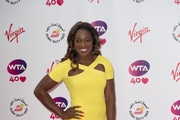 Sloane Stephens Cutout Dress