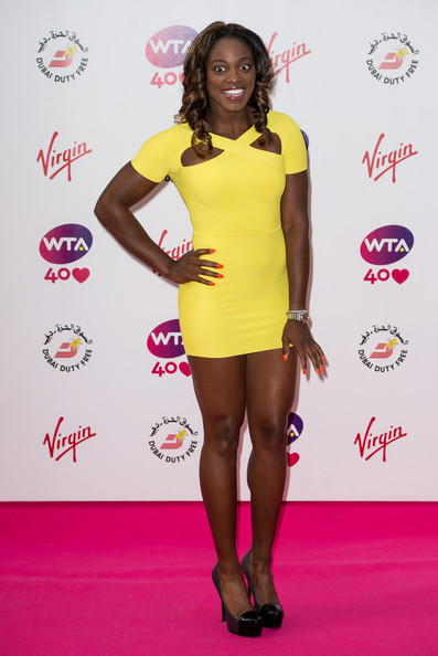 Sloane Stephens Beauty
