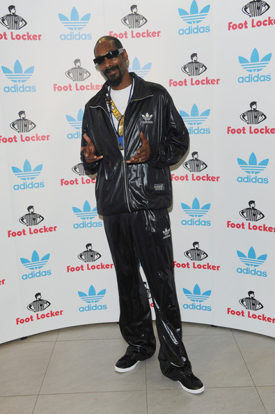 Snoop Dogg Track Jacket