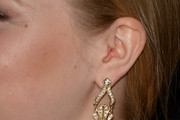 Sofia Vassilieva Gold Dangle Earrings