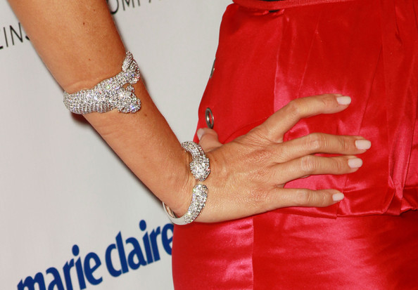 Sofia Vergara Diamond Bracelet