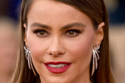 Sofia Vergara Dangling Diamond Earrings