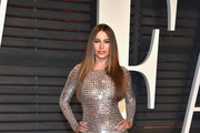 Sofia Vergara Form-Fitting Dress