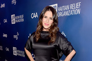Soleil Moon Frye Evening Dress