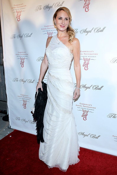 Sonja Morgan One Shoulder Dress