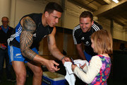 Sonny Bill Williams SleeveTattoo