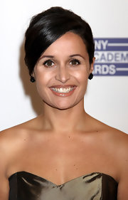 Nina Hossain attended the Sony Radio Academy Awards donning a classic french twist.