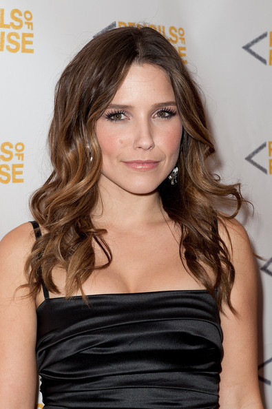 Sophia Bush False Eyelashes