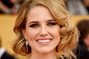 Sophia Bush Pinned Up Ringlets