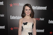 Sophie Mcshera Strapless Dress